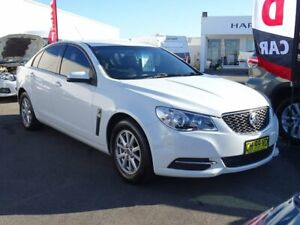 2016 Holden Commodore VF II MY16 Evoke White 6 Speed Sports Automatic Sedan Albion Park Rail Shellharbour Area Preview