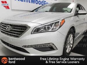 2015 Hyundai Sonata SE FWD with heated seats and a back up cam