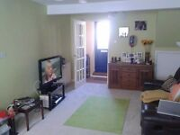 CENTRAL NEWTON ABBOT. 2 bedroom house potentially for rent in August