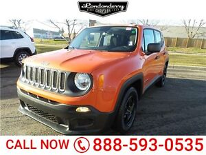 BRAND NEW 2016 JEEP RENEGADE ! $20,988!