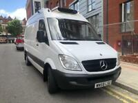 Mercedes-Benz Sprinter 2.1TD ( 3500kg ) 311CDi MWB (3500kg) Fridge Van