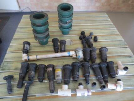 Sprinklers retic parts Make an offer all cheap