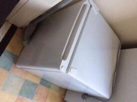 Mini freezer, 1 year old