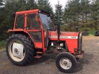 1983 Massey Ferguson 265 8 Speed 2wd