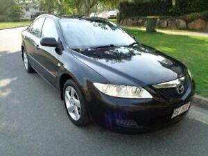 2003 Mazda 6 GG Limited Black 4 Speed Auto Activematic Sedan