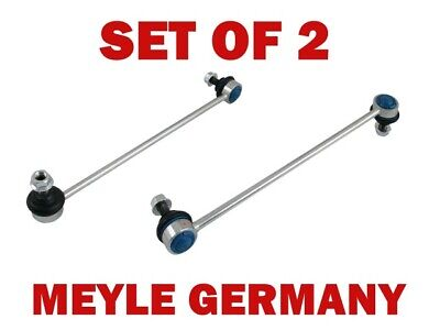 2 MEYLE Left+Right Front Sway Bar Stabilizer Links SET for Audi for Volkswagen