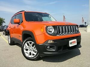 2016 Jeep Renegade North Latitude 0% Financing For Up To 60 Mont