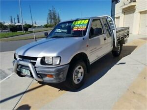 2002 Holden Rodeo TFR9 MY02 LX Silver 5 Speed Manual Space Cab Pickup Cleveland Redland Area Preview