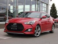 2014 Hyundai VELOSTER Certified | Navigation | Automatic | Leath