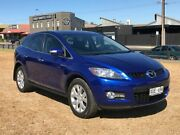 2008 Mazda CX-7 ER1031 MY07 Luxury Blue 6 Speed Sports Automatic Wagon Mile End South West Torrens Area Preview