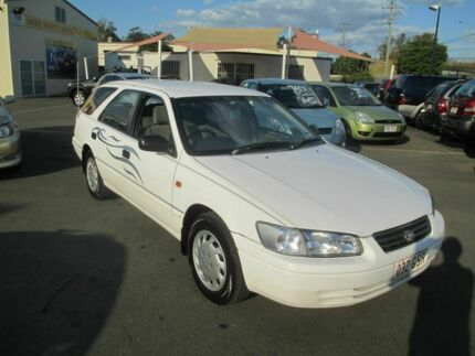 2002 Toyota Camry SXV20R (ii) CSi White 4 Speed Automatic Wagon Coopers Plains Brisbane South West Preview
