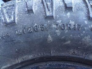 Goodyear Duratrac 265/70 R17