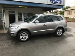 2010 Hyundai Santa Fe CM MY10 Highlander CRDi (4x4) Hyper Metallic 6 Speed Automatic Wagon Young Young Area Preview