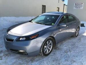 2012 ACURA TL FWD CLEAN,NO ACCIDENT