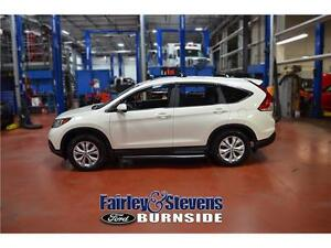 2014 Honda CR-V EX-L! Leather! Roof!