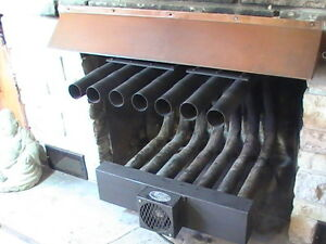Fireplace Grate Heater Get More Heat, Use LESS Firewood Kawartha Lakes Peterborough Area image 1