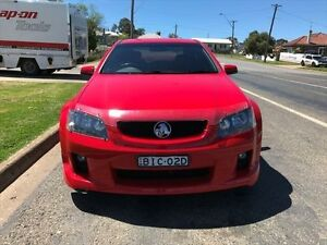 2008 Holden Commodore VE MY09 SS Red 6 Speed Manual Sedan Young Young Area Preview