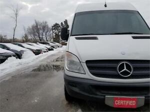 2013 Mercedes-Benz Sprinter 2500 Accident Free Fully Certified