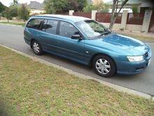 2005 Holden Commodore VZ Executive Blue 4 Speed Automatic Wagon Somerton Park Holdfast Bay Preview