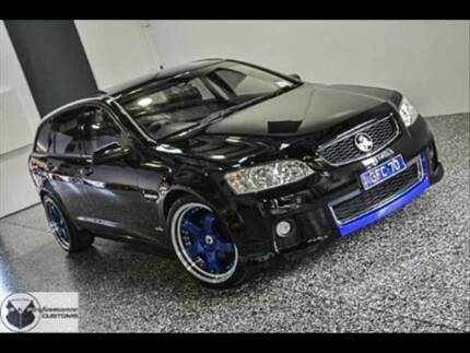 From $94p/w ON FINANCE* 2012 Holden Commodore Wagon Mount Gravatt Brisbane South East Preview