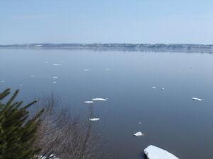 Fleuve 30 minutes de Québec