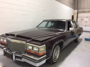 Luxurious 1987 Cadillac for sale!