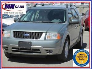 2007 Ford Freestyle SEL 7 seats / 2 Sets of Wheels