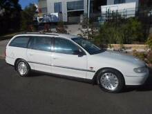 2000 Holden Commodore Wagon Automatic Acclaim Smithfield Parramatta Area Preview