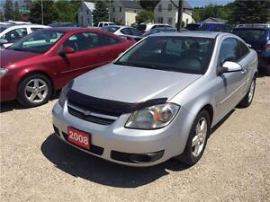 2008 Chevrolet Cobalt LT 2 door Coupe with Leather