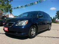 2007 Honda Odyssey EX-L | LOADED | Sun Roof | Leather | PWR+++