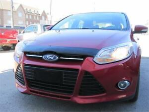 2012 Ford Focus SEL Hatchback Leather Sunroof Power Options