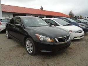 2009 Honda Accord - Certified and E-tested
