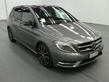 2013 Mercedes-Benz B200 246 MY14 W246 DCT Grey 7 Speed Automatic Hatchback Fyshwick South Canberra Preview