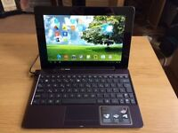 Asus transformer tablet TF201 android