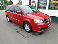 2012 Dodge Grand Caravan Crew only $159 bi-weekly all in!
