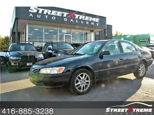 2000 Toyota Camry XLE V6 PERFECT WINTER VEHICLE,LEATHER, SUNROOF