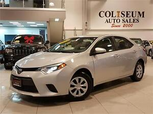 2014 Toyota Corolla AUTOMATIC-FULL OPTIONS-ONLY 78KM