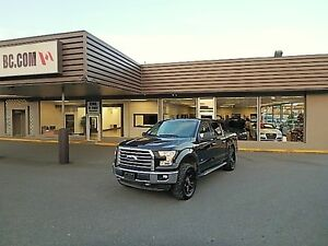 2015 Ford F-150 4X4 XTR 3.5L ECO-BOOST SUPER CREW