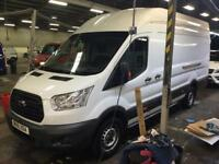 Ford Transit 2.2TDCi ( 125PS ) RWD 350 L4H3,AA REPORT,SERVICE HISTORY,HPI CLEAR