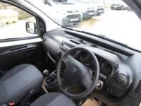 Peugeot Bipper 1.3 Hdi 75 S [Non Start/Stop] DIESEL MANUAL WHITE (2012)