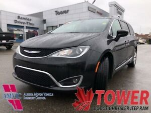 2018 Chrysler Pacifica Touring-L Plus - ENTERTAINMENT SYSTEM