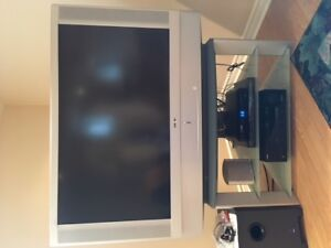 "Sony Wega 55"" TV (Stand and Monster power bar included)"