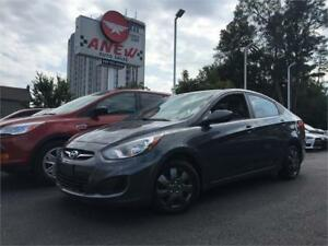 2012 Hyundai Accent GLS| CERTIFIED| CLEAN CARPROOF| NO ACCIDENTS