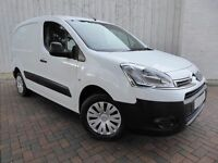 Citroen Berlingo 1.6 HDI 90 625LX ....One Owner From New....Superb Van....Sat Nav....No Vat