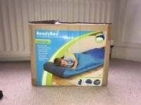 ReadyBed Single All-In one Camping Bed - Age 3+