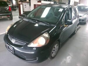2007 Honda Fit Lx ** Automatique**Toit**
