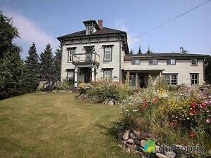 299 000$ - Maison 2 étages à vendre à Mansonville