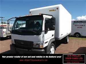 2007 FORD CABOVER WITH 16FT BOX