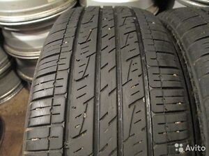 4 UNIROYAL TIGER PAW TOURING 205 65 15 SUMMER TIRES NO TEXT