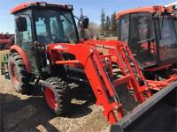 Kioti DK45 HST Tractor and Loader Brandon Brandon Area Preview